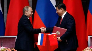 Russian-chinese energy