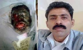 abdul razaq a journalist killed in balochistan