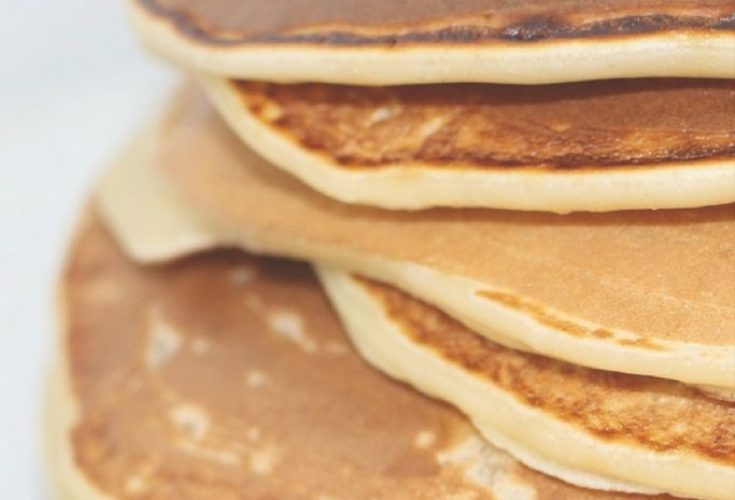 Best Pancakes Ever: Freezer Meals