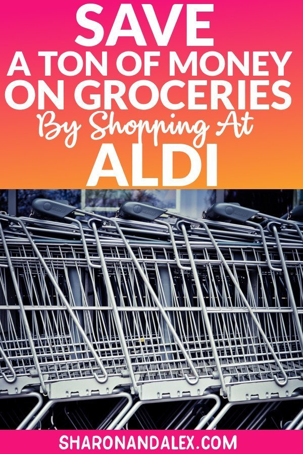 If you're looking for an affordable store to buy groceries that doesn't sacrifice on quality, you need to try ALDI. Here's how you can save a ton on food by shopping at ALDI. #ALDI #groceries #frugalliving #budgeting #savingmoney