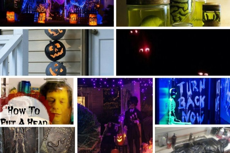 9 Awesome Halloween Decorating Ideas