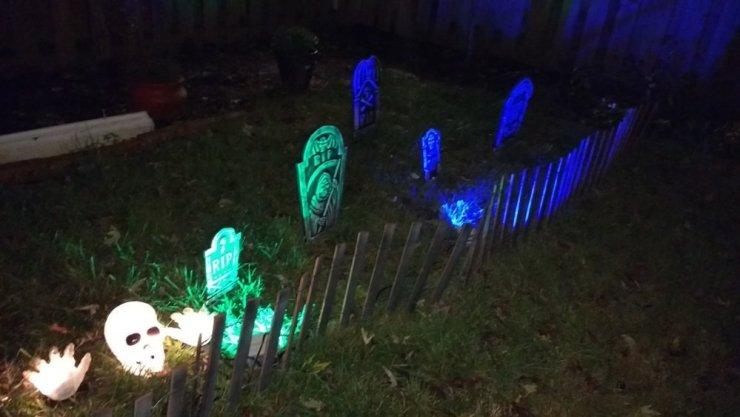 Halloween Graveyard Phase 1