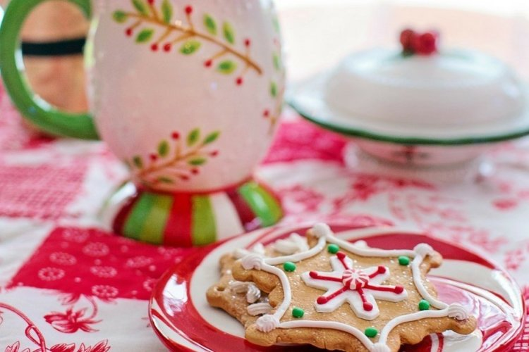 Planning for a Big Christmas Baking Weekend