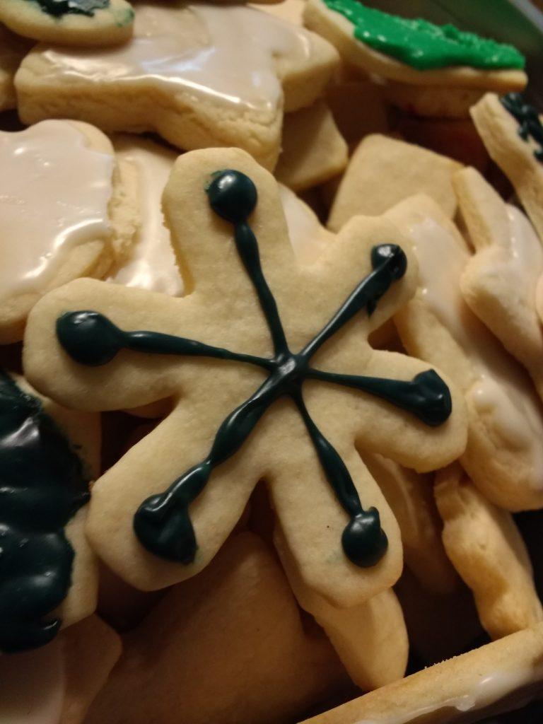 Christmas Cookies Sugar Cookies