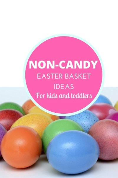 Non-Candy Easter