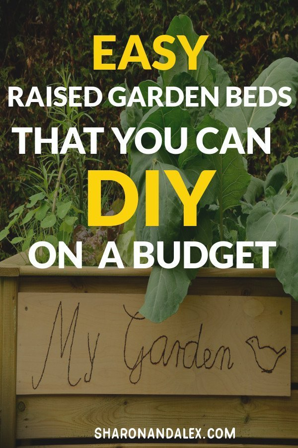 Raised garden beds are the simple answer to many gardeners problems. Check out these incredible ideas for raised garden beds that you can easily DIY in a weekend.