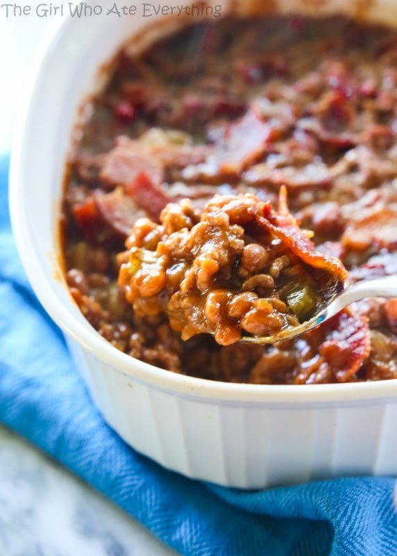 The Girl Who Ate Everything -best-baked-beans- Memorial Day Party