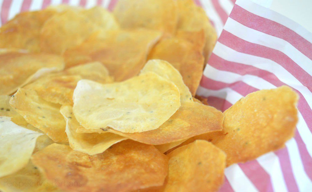Keto Snacks - Cottage Cheese Crisps
