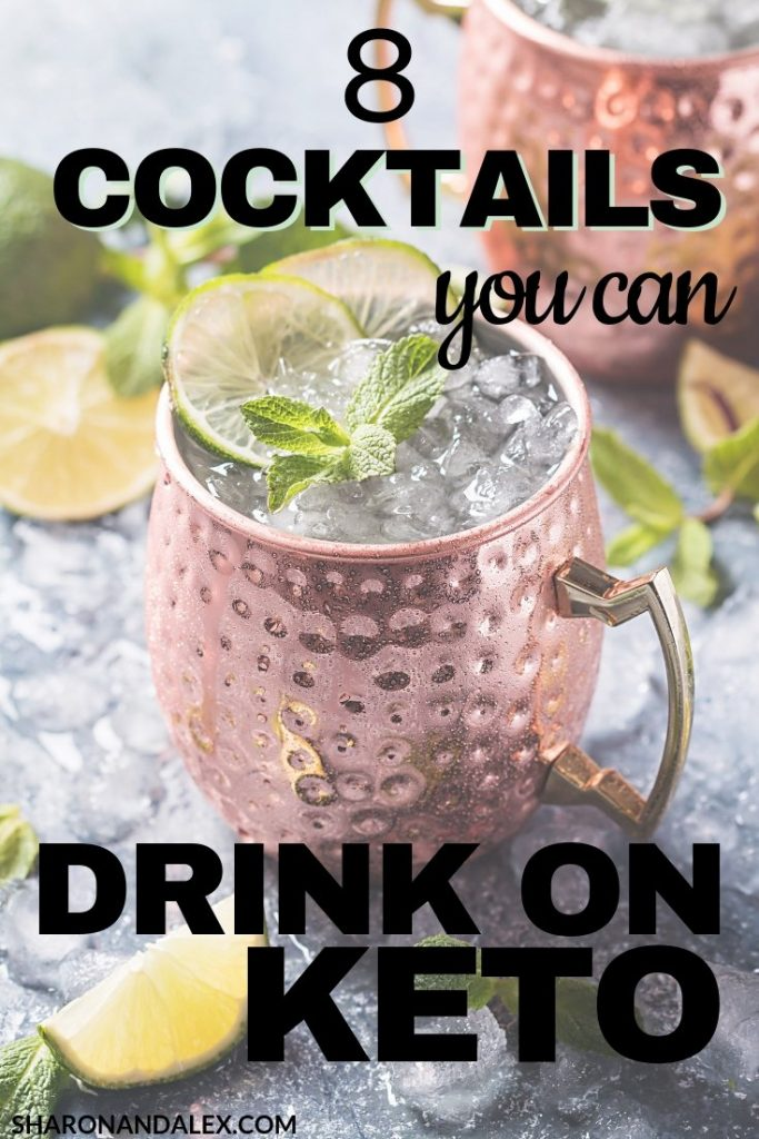 Check out these keto friendly, low carb alcoholic drinks you can enjoy while still losing weight.