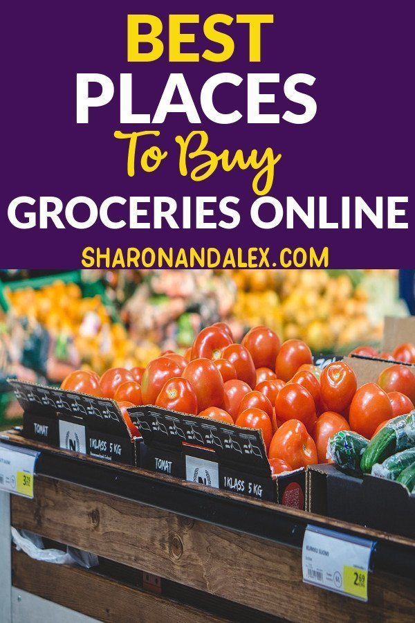 If the thought of grocery shopping has you down, why not buy your groceries online? Here are the best sites for online grocery shopping that will save you time and money.