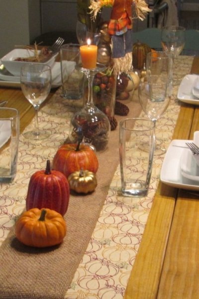 Thanksgiving Decorations That Don't Cost a Fortune