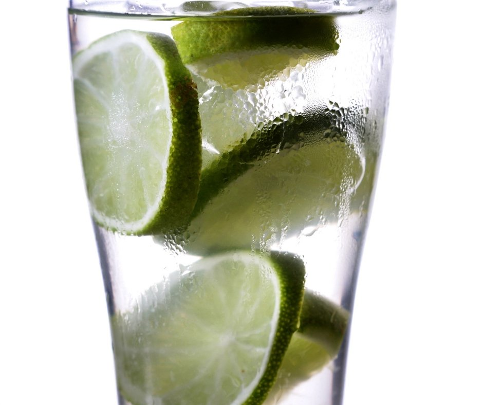 Keto Alcohol Drinks - Mojito
