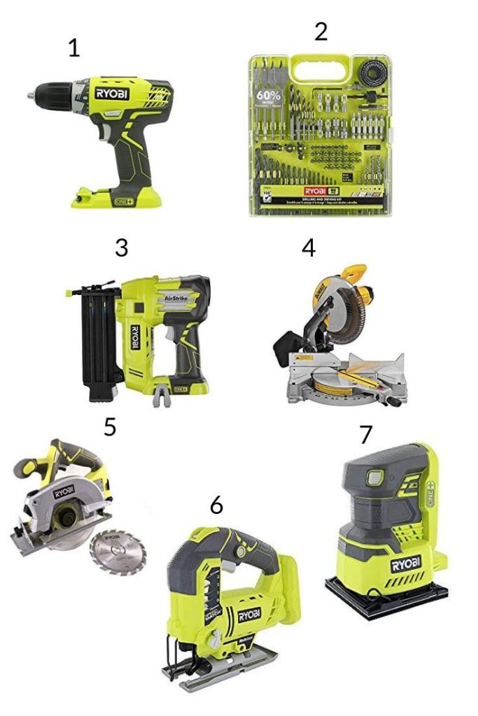 DIY Power Tools