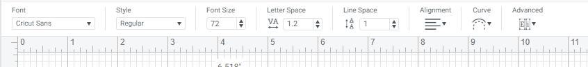 Text Formatting Toolbar