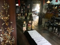 Inside the Phung Hung house