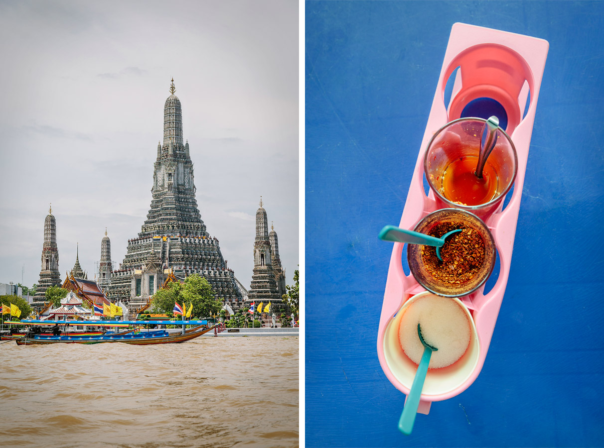 Bangkok Thailand travel photography by Sharon Blance, Melbourne photographer