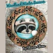 SC18008webSC-Woodland-Winter-Raccoon
