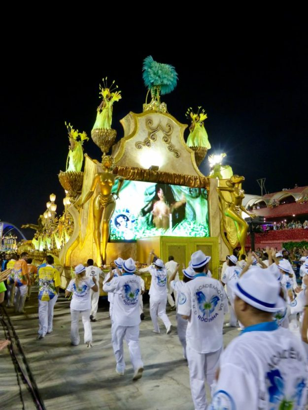 Rio Sambadrome