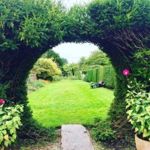 Gardener Lismore Castle Gardens