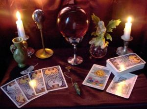 Tarot cards Tarot readings