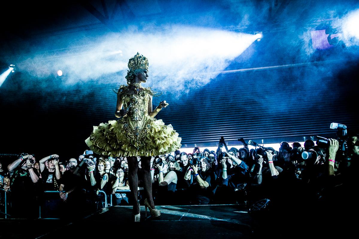 M'era Luna catwalk 2015