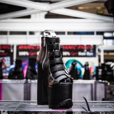Demonia platform shoes