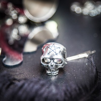 Alchemy Gothic ring