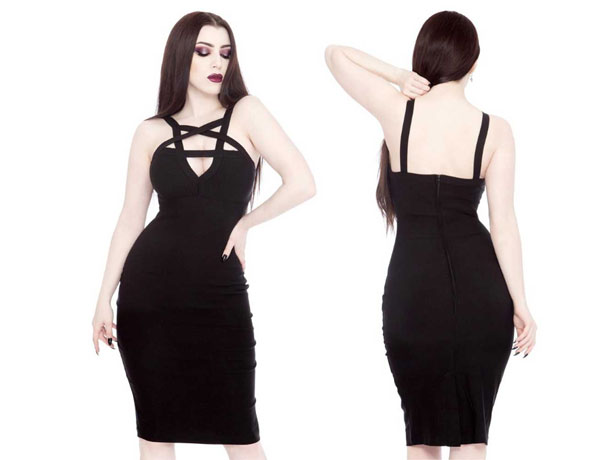 Killstar Betty Rage dress