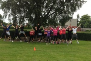 Bootcamp Fitness Classes Weight Loss Clydebank