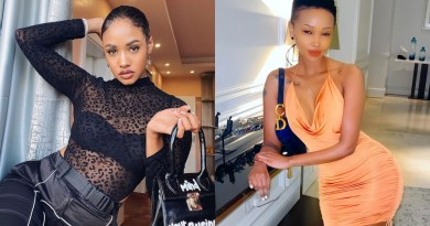 """I don't have any competition in Africa!"" Huddah Monroe on alleged beef with Tanasha Donna."