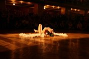 Burlesque show 2009, Prague Czech Republic