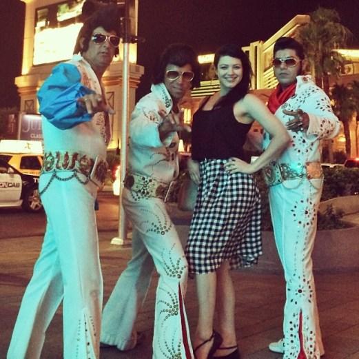Bonnie Fox in Las Vegas June 2014