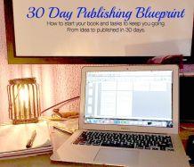 30 Day Publishing Blueprint