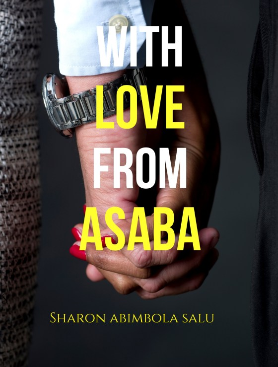 With Love From Asaba - Amazon Cover