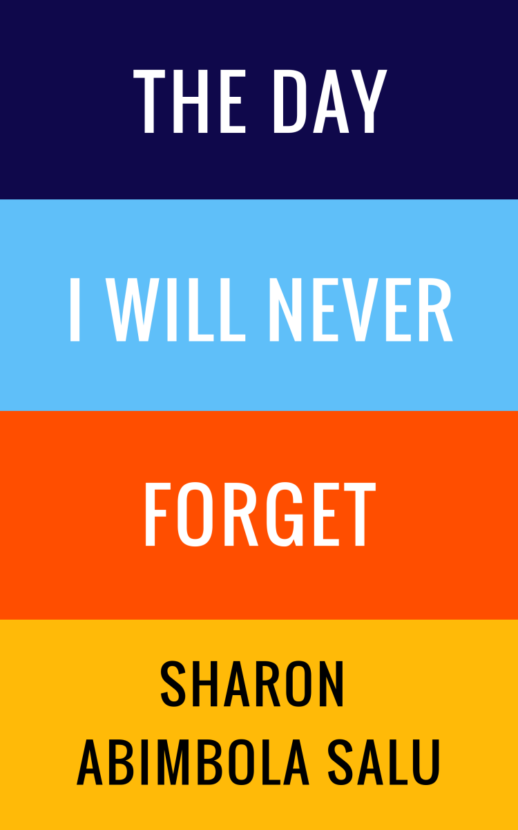 The Day I Will Never Forget: eBook set in 1990s Nigeria + Book Cover Reveal