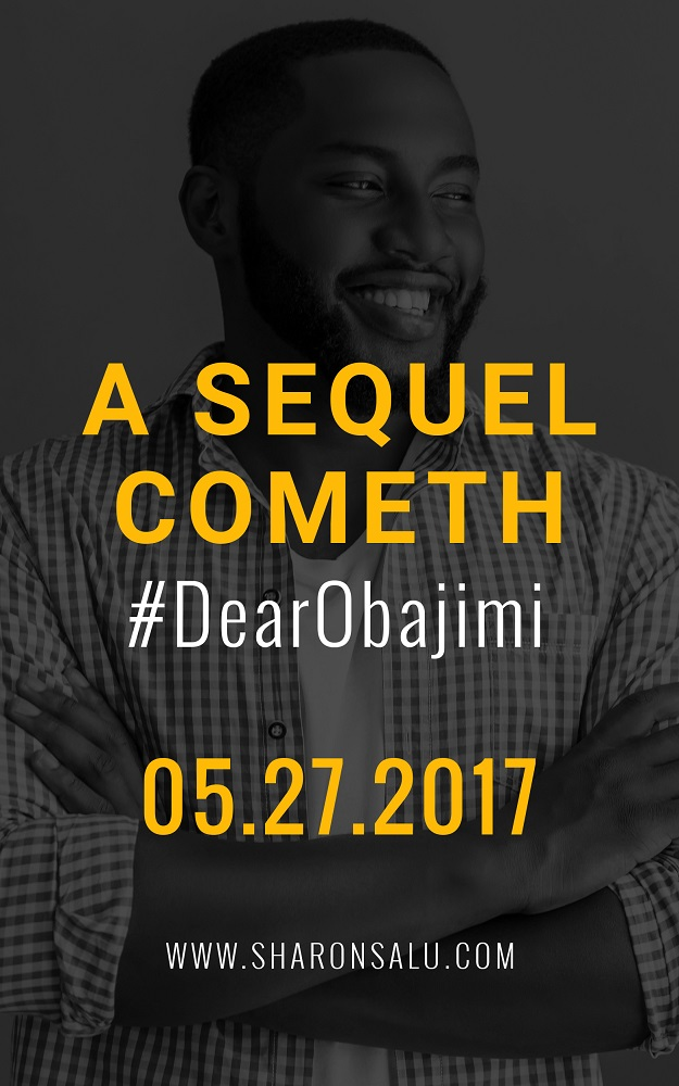 Upcoming Release: The Sequel to Dear Obajimi