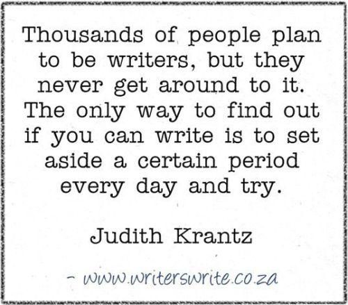 Judith Krantz Quote - Judy Krantz Quote
