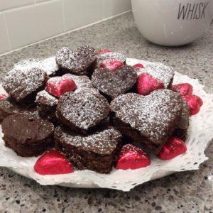 brownies for breakfast