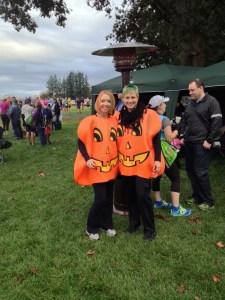 Runaway Pumpkin - pumpkins
