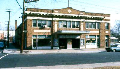 Takoma Theater in 1966.