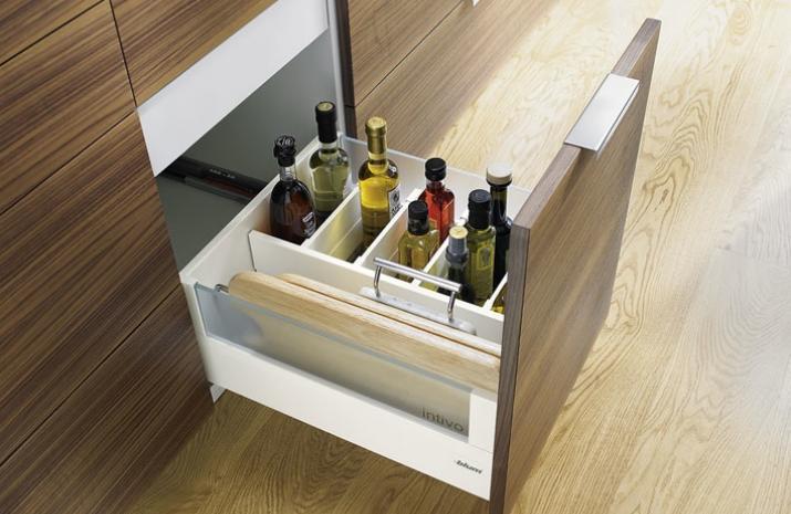 pantry kitchen cabinets porcelain sinks accessories - modern design ideas blum ...