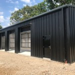 Sharp and Strong Steel Buildings