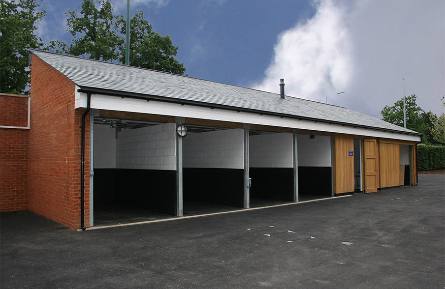 Listed Buildings Renovation, Ascot Racecourse