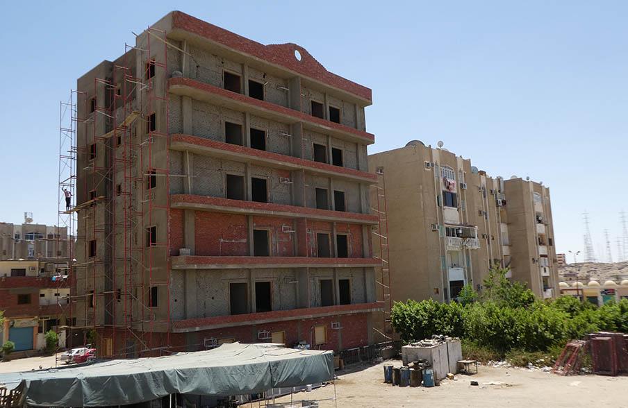 Pro Bono Architecture, Aswan Further Education