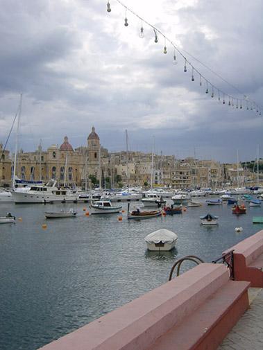 Yasmin Shariff in Malta