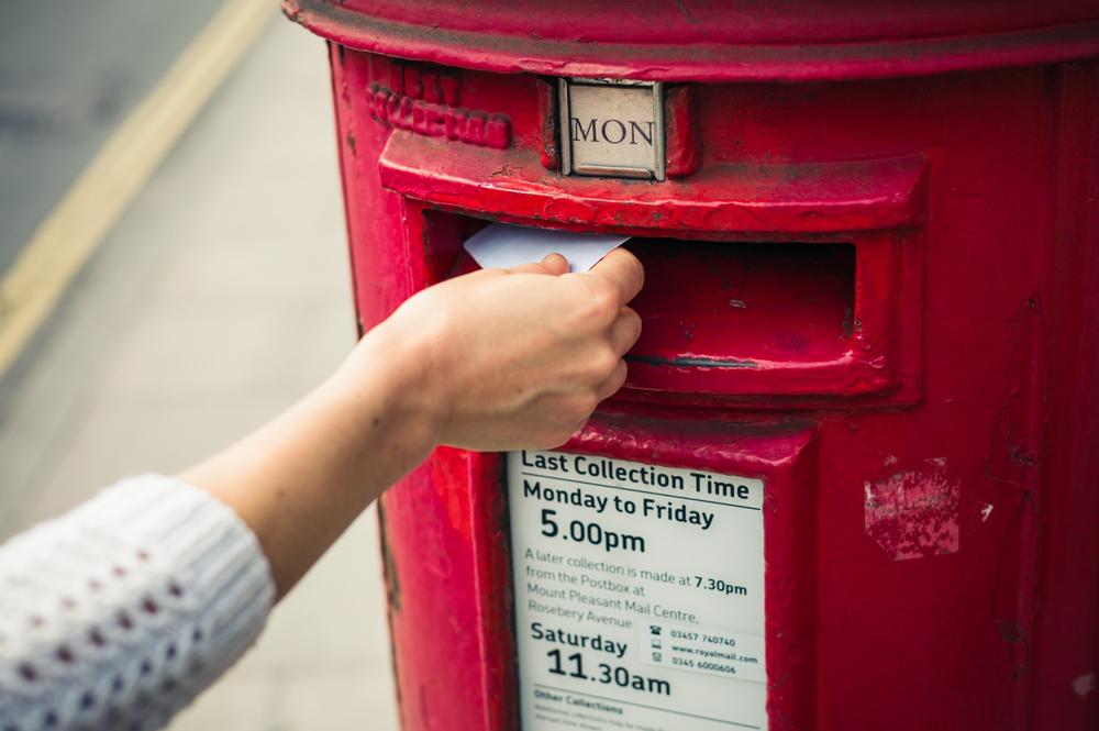 Overseas Mail - an Envelope's Journey | Sharp Cat