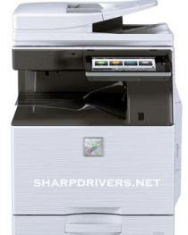 Sharp MX-C402SC Driver