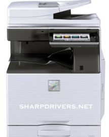 Sharp MX-M453N Driver