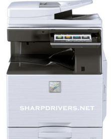 Sharp MX-3116N Driver