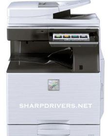 Sharp MX-M5050 Driver